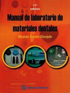 Descargas de mp3 gratis audiolibros legales MANUAL DE LABORATORIO DE MATERIALES DENTALES in Spanish