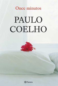 Kindle e-books nuevo lanzamiento ONCE MINUTOS PDF FB2 9788408074762 (Literatura española)
