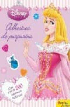 Emprende2020.es Disney Princesa: Adhesivos De Purpurina (2ª Ed) Image