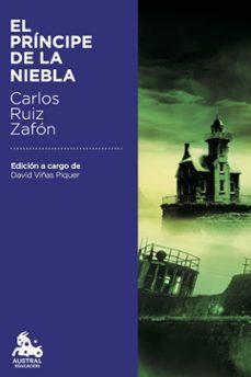 Audio libro gratis descargar mp3 EL PRINCIPE DE LA NIEBLA en español de CARLOS RUIZ ZAFON