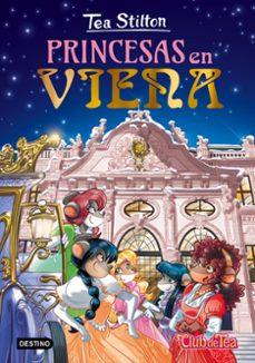 Curiouscongress.es Tea Stilton 30: Princesas En Viena Image