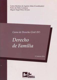 Descargar CURSO DE DERECHO CIVIL, IV: DERECHO DE FAMILIA gratis pdf - leer online