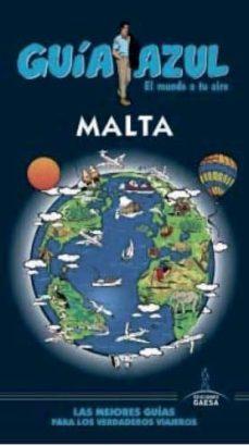malta 2016 (guia azul) (5ª ed.)-manuel monreal iglesia-9788416408962