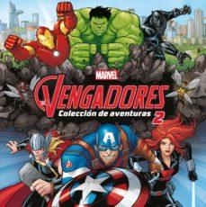 Geekmag.es Los Vengadores. Colección De Aventuras 2 Image