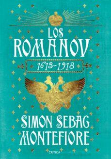 los romanov (1613-1918)-simon sebag montefiore-9788417067762