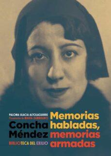 Titantitan.mx Concha Mendez: Memorias Habladas, Memorias Armadas Image