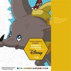 Los libros más vendidos descarga de pdf COLOREA Y DESCUBRE EL MISTERIO-GRANDES CLASICOS DISNEY (VOL. 6) 9788417586362