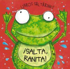 Chapultepecuno.mx Libros Saltarines. ¡Salta, Ranita! Image