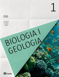 biologia i geologia 1º eso catalán (ed 2015) ciclo 1-9788421854662