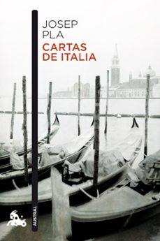 cartas de italia-josep pla-9788423344062
