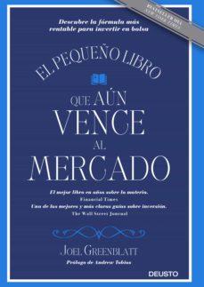 el pequeño libro que aún vence al mercado (ebook)-joel greenblatt-9788423426362