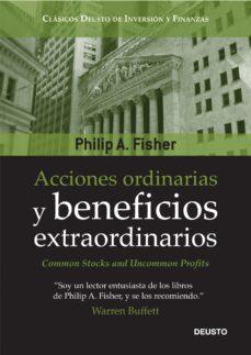acciones ordinarias y beneficios extraordinarios-philip fisher-9788423427062