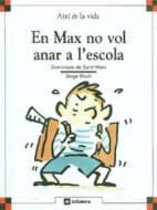 Inmaswan.es En Max No Vol Anar A L Escola Image