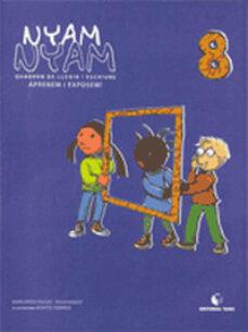 Enmarchaporlobasico.es Nyam-nyam, Aprenem I Exposem!, Educació Infantil. Quadern De Llegir I Escriure 8 Image
