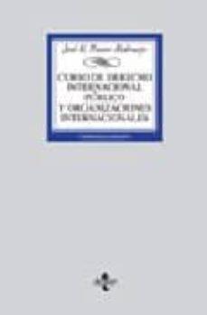 Bressoamisuradi.it Curso De Derecho Internacional Publico Y De Organizaciones Intern Acionales (11ª Ed.) Image