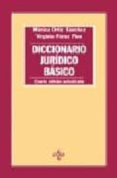 Padella.mx Diccionario Juridico Basico (4ª Ed.) Image