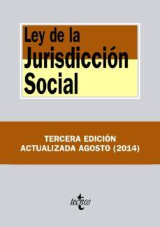 Inmaswan.es Ley De La Jurisdiccion Social (3ª Ed.) Image