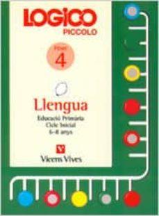 Upgrade6a.es Logico Piccolo Llengua Fitxer 4 (Cicle Inicial 6-8 Anys) Image