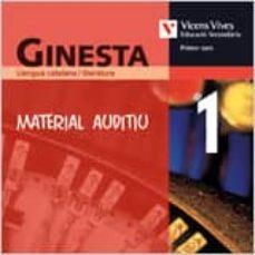 Bressoamisuradi.it Ginesta 1. Cd Material Auditiu 1º Eso Cat Image