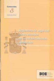Emprende2020.es Reglamento De Seguridad Contra Incendios En Los Establecimientos Industriales Image