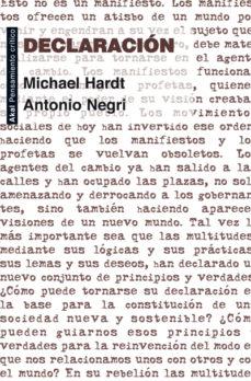 declaracion-michael hardt-antonio negri-9788446037262