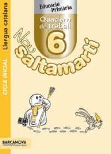 Bressoamisuradi.it Nou Saltamarti. Quadern De Treball 6. Llengua Catalana. Ci 2 Image