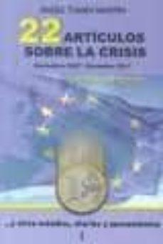 Encuentroelemadrid.es 22 Articulos Sobre La Crisis Y Otros Estudios, Charlas Y Pensamie Ntos Image
