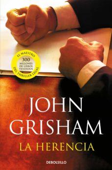 Descarga gratuita de libros electrónicos de texto. LA HERENCIA de JOHN GRISHAM PDF