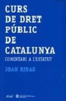 Relaismarechiaro.it Curs De Dret Public De Catalunya Image