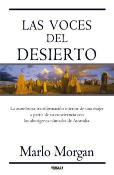 las voces del desierto-marlo morgan-9788466624862