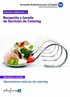 Alienazioneparentale.it Modulo Formativo 2. Recepcion Y Lavados De Servicios De Catering Operaciones Basicas De Catering Image