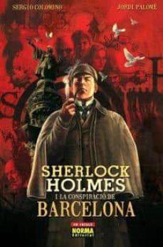 Cronouno.es Sherlock Holmes I La Conspiracio De Barcelona Image