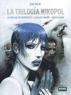 la trilogia nikopol-enki bilal-9788467933062
