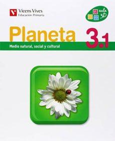 Javiercoterillo.es Planeta 3º Primaria Region De Murcia Libro 1, 2 Y 3 Image