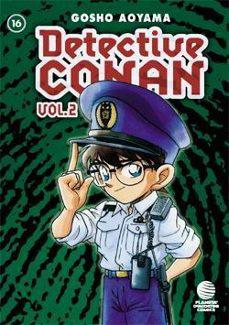 detective conan ii nº 16-gosho aoyama-9788468470962
