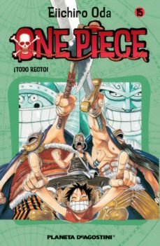 one piece nº 15-eiichiro oda-9788468471662