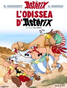 l odissea d astèrix-albert uderzo-9788469603062