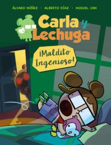 Descargar CARLA Y LECHUGA 1: Â¡MALDITO INGENIOSO! gratis pdf - leer online