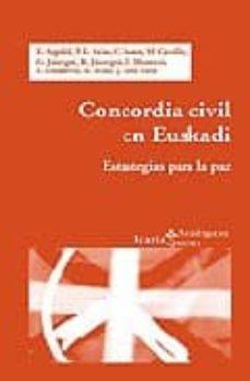 Iguanabus.es Concordia Civil En Euskadi: Estrategias Para La Paz Image