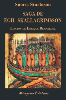 Ebook pdf descargar gratis ebook descargar SAGA DE EGIL SKALLAGRIMSSON de SNORRI STURLUSON 9788478134762 MOBI