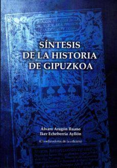 sintesis de la historia de gipuzkoa-alvaro aragon-iker echeberria-9788479077662
