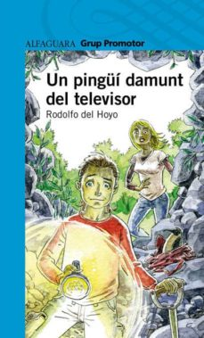 Inmaswan.es Un Pingüi Damunt Del Televisor Image
