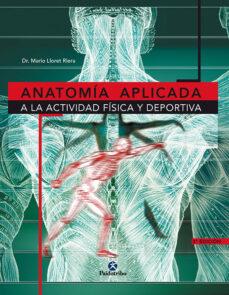Libros de audio descargar amazon ANATOMIA APLICADA A LA ACTIVIDAD FISICA Y DEPORTIVA RTF ePub