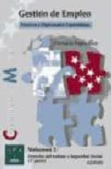 Vinisenzatrucco.it Gestion De Empleo De La Comunidad De Madrid:temario Especifico Ii Image