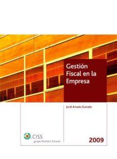 Inmaswan.es Gestion Fiscal En La Empresa 2009 Image