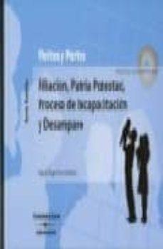Concursopiedraspreciosas.es Filiacion Patria Potestad Proceso De Incapacitacion Image