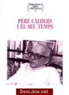 Concursopiedraspreciosas.es Pere Calders I El Seu Temps Image