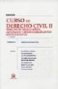 Elmonolitodigital.es Curso De Derecho Civil Ii. Derecho De Obligaciones, Contratos Y R Esponsabilidad Por Hechos Ilicitos (4ª Ed.) Image