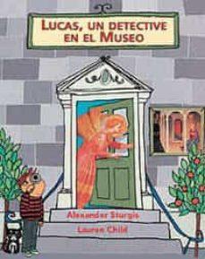 Geekmag.es Lucas, Un Detective En El Museo Image