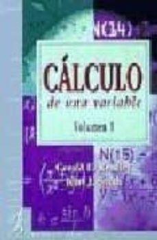 Vinisenzatrucco.it Calculo De Una Variable (Vol. 1) Image